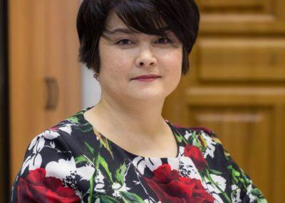 Турчанинова-Родина Анна Александровна