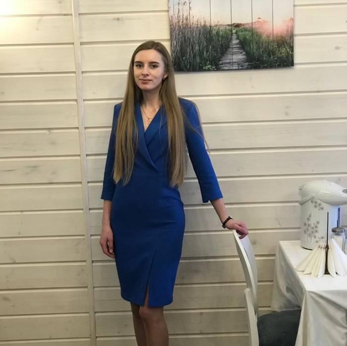 Елена Алексеевна Глухова